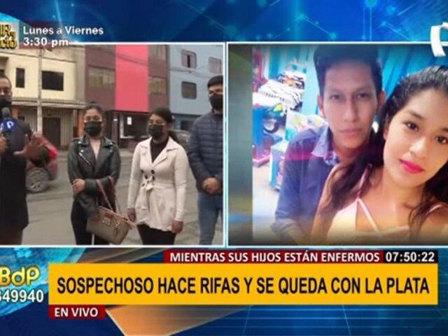 Mujer muere en incendio en SMP: denuncian que expareja hace rifas y se quedaría con dinero