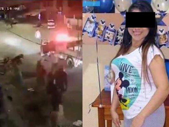 Madre de Dios: embarazada muere de un disparo durante intervención a extranjeros