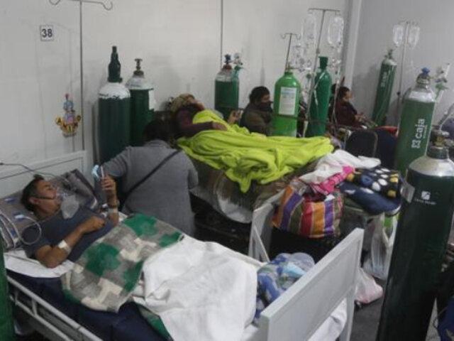 Óscar Ugarte: se está desacelerando contagios en Arequipa y podríamos empezar una meseta