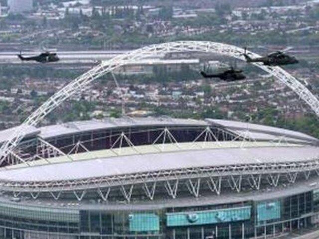Eurocopa: Final se jugará en el Wembley Stadium y se permitirá el 75% del aforo
