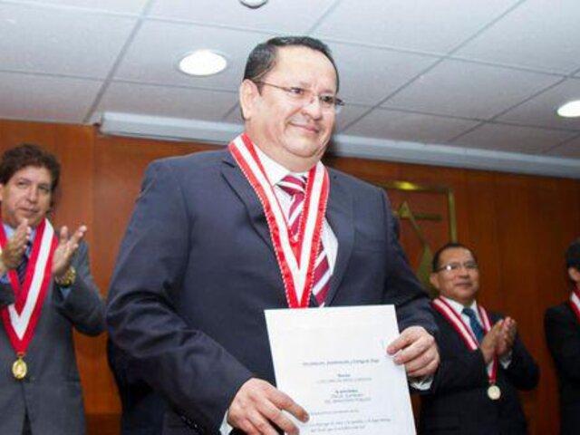 Luis Arce: piden impedimento de salida del país por presunto enriquecimiento ilícito