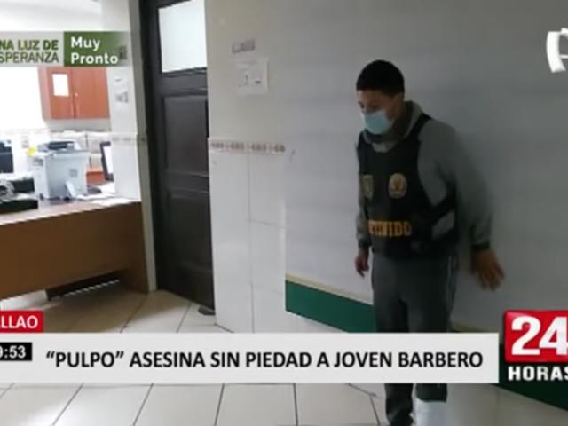 """Callao: """"El pulpo"""", peligroso sicario de 19 años, asesinó a barbero a balazos"""
