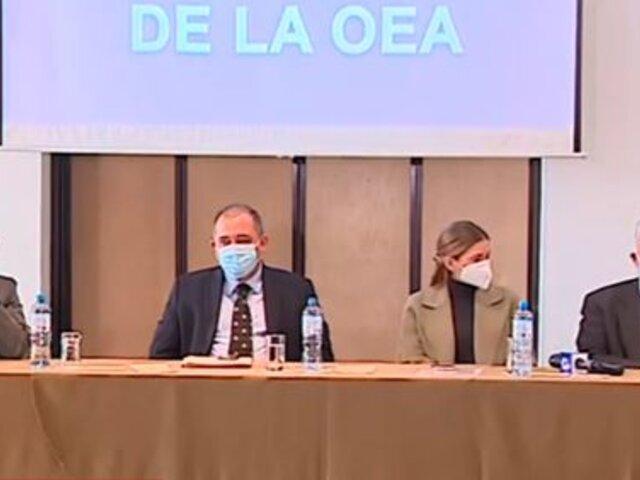 Aliados de Fuerza Popular solicitan auditoria de la OEA sobre votación de segunda vuelta