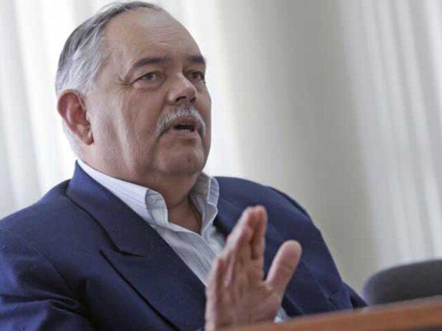 """Montoya sobre propuesta de Constituyente: """"No vamos a aceptar presiones para actuar"""""""
