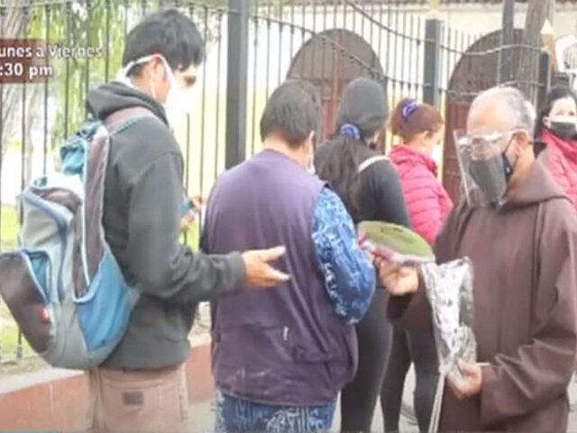 Conoce y colabora con la labor social que realiza la parroquia San Pedro de Chorrillos
