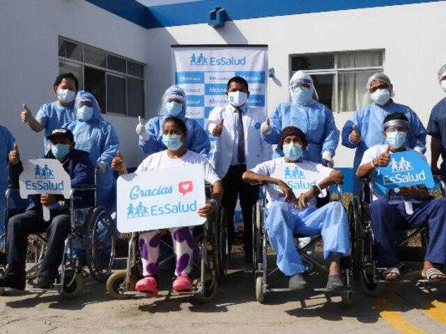 Covid-19 en Perú: cifra de pacientes recuperados sigue en aumento y alcanza los 2'045,506