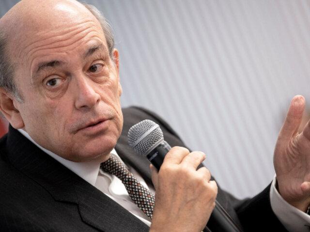 Hugo de Zela Martínez: Cancillería pasará a situación de retiro a embajador