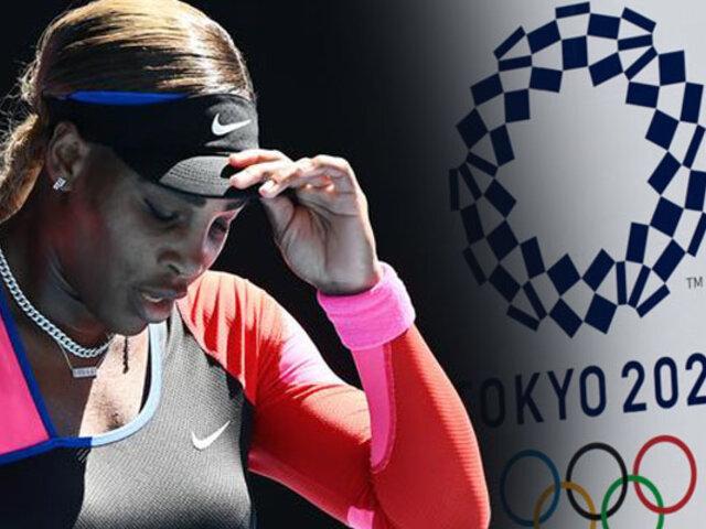 Serena Williams no participará en los Juegos Olímpicos de Tokio