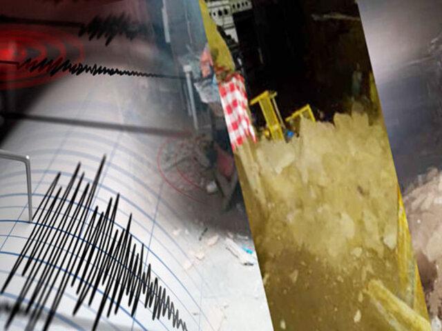 Temblores y temores: según CAPECO el 80 % de las viviendas en el país son informales