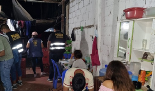 Madre de Dios: rescatan 3 adolescentes e intervienen a presuntos tratantes en un bar