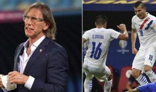 """Ricardo Gareca sobre Paraguay: """"Es un rival de cuidado que tiene grandes jugadores"""""""