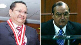 Fiscalía abrió investigación contra fiscal Luis Arce, Vladimiro Montesinos y otros por audios