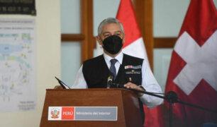José Elice: PNP no registra contagios ni muertes por covid-19 desde hace varias semanas