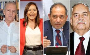 Delegación visitó la OEA para pedir auditoria a segunda vuelta electoral
