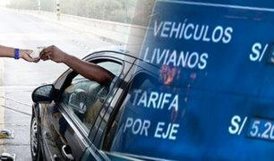 Municipalidad de Lima solicita reconsiderar aumento en peajes