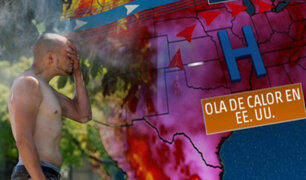 Ola de calor causa más de 500 muertos en EEUU y Canadá