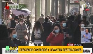 Vacunación contra la COVID-19: Chile supera el 70% de personas con dosis completas