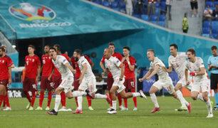 Eurocopa 2020: España vence a Suiza en tanda de penales y pasa a semifinales