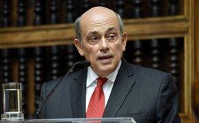 Hugo de Zela aclara informe final de la OEA se emitirá tras proclamación de resultados