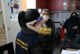 EN VIVO: PJ evalúa pedido de prisión preventiva a 18 investigados por caso 'Dinámicos del Centro'