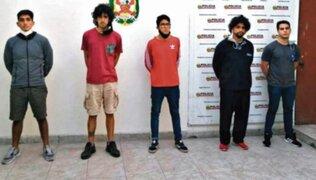 Surco: Poder Judicial evaluará este viernes prisión preventiva contra sujetos acusados de violar a joven