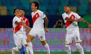 Copa América 2021: prensa mundial destaca clasificación de Perú tras goles de Gianluca Lapadula