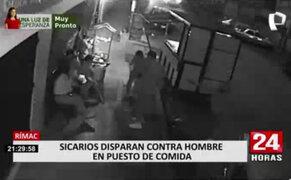 Rímac: vecinos del jirón Chira afirman vivir aterrorizados por la delincuencia