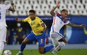 Copa América: Brasil vence 1-0 a Chile y será el próximo rival de Perú en semifinales