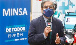 Ministro Ugarte confirma cuatro casos más de la variante Delta en Lima