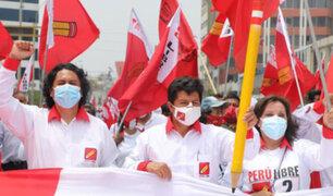 Perú Libre financió campaña electoral con dinero ilícito, según tesis fiscal