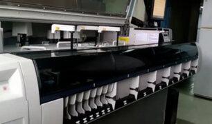 Lambayeque: adquieren equipos de laboratorio para detectar enfermedades en 10 minutos