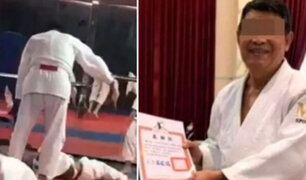 Detienen a profesor de judo tras provocar muerte de niño de 7 años durante clase