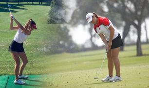 Peruana hace historia y se corona campeona en torneo de golf de Nueva York