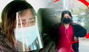 ¡Exclusivo! Falsa doctora usaba la colegiatura de su padre fallecido para estafar a enfermos y sanos