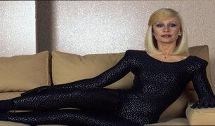 Raffaella Carrá, icónica cantante y presentadora italiana, fallece a los 78 años