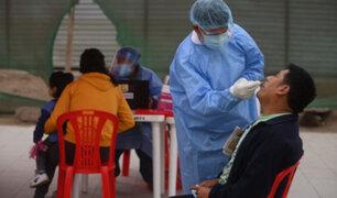 Covid-19: Realizarán campaña de despistaje en San Martin de Porres, Chosica y Pucusana