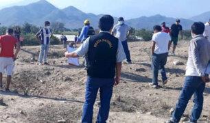 Decenas de personas invadieron el sitio arqueológico Huaca Chaquiras en Cajamarca
