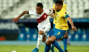 Perú vs. Brasil: Bicolor pierde 1-0 y disputará el tercer puesto de la Copa América