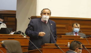 Burga pide movilizarse a los exteriores del Congreso para respaldar votación de los magistrados del TC