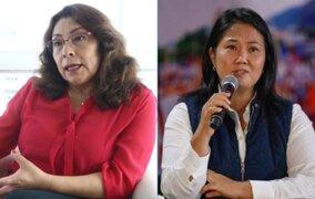"""Bermúdez respondió a Keiko Fujimori: """"El árbitro es el Jurado Nacional de Elecciones"""""""