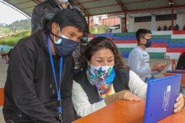 Covid-19: Hoy iniciará vacunación de más de 3 mil maestros rurales de Arequipa