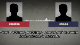 Los Dinámicos del Centro: Nuevos audios revelan que estaban al tanto de operaciones de la Fiscalía y la Policía