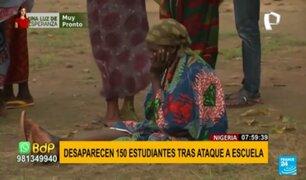 Nigeria: desaparecen 150 estudiantes tras ataque a escuela