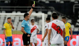 """García Pye sobre arbitraje de Roberto Tobar: """"Es inaceptable el matrato a los jugadores"""""""