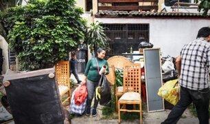 Sepa cómo actuar frente a desalojos de viviendas a la fuerza