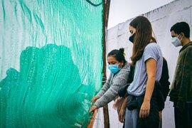 Atrapanieblas: estudiantes de secundaria apoyan a familias vulnerables con ingenioso proyecto