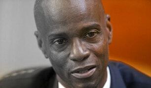 Presidente de Haití fue asesinado a balazos en su domicilio