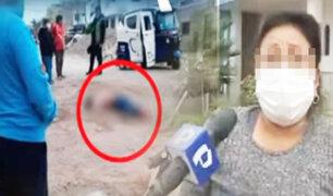 Secuestran a menor y tras ultrajarla la abandonaron en calle de Chorrillos