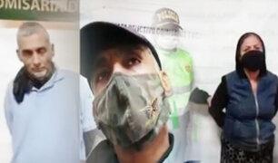 """Cayeron """"Los Tosi"""": Clan familiar se dedicaba a vender droga en el Callao"""