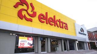 Tiendas Elektra anuncia el cese de sus operaciones en el Perú luego de dos décadas